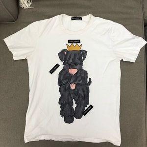 Dolce & Gabbana Year of The Dog T Shirt